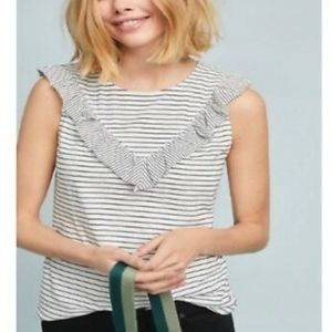 Maeve Kalama Striped Tank